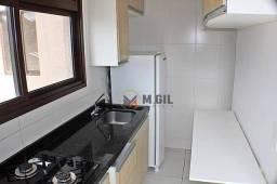 Apartamento com 1 dormitório para alugar, 38 m² por R$ 1.100,00/mês - Cristo Rei - Curitib