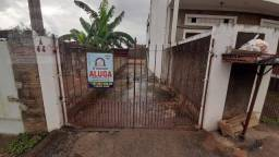 Casa com 2 dormitórios para alugar, 50 m² por R$ 500/mês - Jardim Nossa Senhora de Fátima
