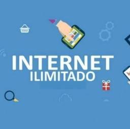 INTERNET móvel ilimitado