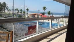 Apartamento com 3 dormitórios à venda, 103 m² por R$ 800.000 - Indaiá - Bertioga/SP