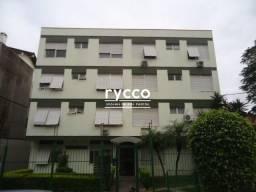 Apartamento de 2 dormitórios, garagem coberta, no bairro Petrópolis.