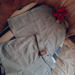 Conjunto estilo jeans