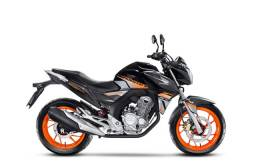 Título do anúncio: Honda CB 250 Twister ABS