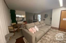 Apartamento à venda com 3 dormitórios em Caiçaras, Belo horizonte cod:279585