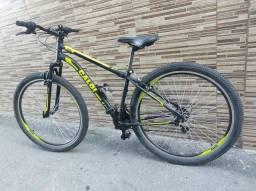 Bike Caloi Velox aro29, semi nova.
