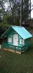 Casinha de crianca, casinha de boneca