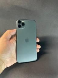 Título do anúncio: iPhone 11 Pro max 64GB verde