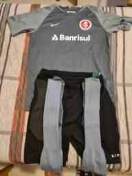 Kit Goleiro Juvenil Inter