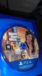 GTA 5 PS4 (usado)