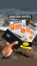 Carregador Portátil Power Bank 10000mah - Entrega Gratuita.
