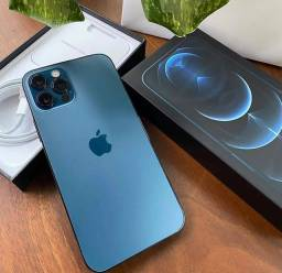 iPhone 12 Pro Max de 128gb, NOVO NA CAIXA LACRADA E A PRONTA ENTREGA