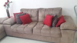 Vende-se  conjunto de sofás