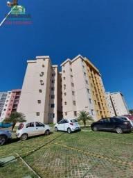 Apartamento com 3 dormitórios para alugar, 83 m² por R$ 1.200,00/mês - Jardim das Américas