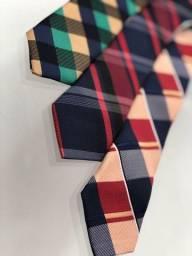 Gravatas - Xadrez várias cores disponíveis