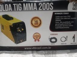 Maquina de solda Tig 200A