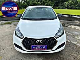 Hyundai hb20s 1.0 completo IPVA 2021 pago