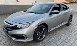 Honda Civic LX 2.0 Flex Aut (Único Dono) - 2020