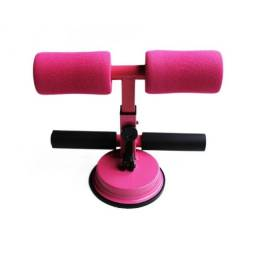 Suporte Para Exercicios Treino Em Casa Base Rosa - MbFit