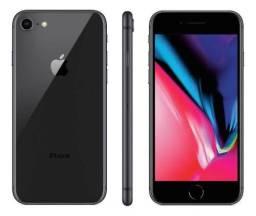 Vendo IPhone 8 ( nem um arranhão)