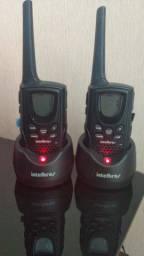 Par de Rádio comunicador intelbras