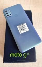 Motorola G20. Zero. Somente venda