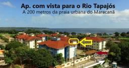 Apartam. no condomínio Praia Ville Residencial, 1 suíte, 2 quartos, 76m², bairro Maracanã