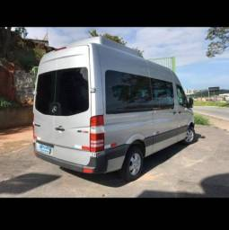 Delivery Mercedes Benz sprinter 2.2 van  luxo  diesel manual lindo  2012