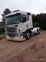 Scania 6X4 bug leve