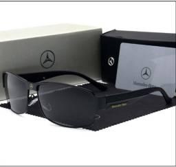 Óculos de sol polarizados da Mercedes