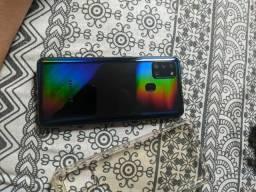 vendo ou troco Samsung A21s seminovo urgentr