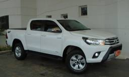 Hilux 4x4 SRV 2.8 CD Automatico 2017