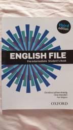 Livro de Inglês Oxford Novo