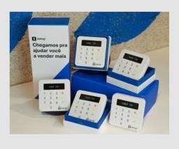 Kit 10 Máquinas de Cartão Sumup Top Bluetooth