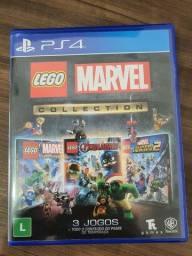 Lego Marvel 3 jogos