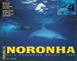 Livro - Fernando de Noronha - Guia Ecológico Brasil 1999 Ricardo M. Rodrigues