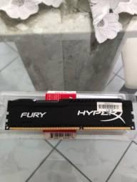 Memória 8GB Hyperx Fury DDR3