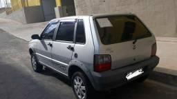 Fiat Uno Mille 1.0 2010 completo