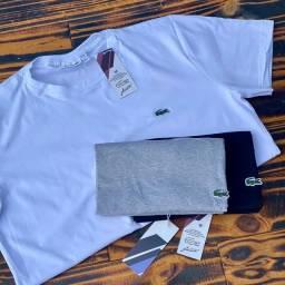 Kit 6 Camisetas De Grife Importada Promoção