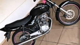 Troco por carro - Moto CG TITAN 125 - 2004
