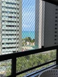 - Excelente oportunidade em Boa Viagem -Nascente, Vista mar, 118 m², 3 qtos (2 suítes)
