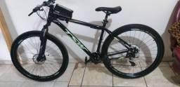 Bicicleta TSW aro 29 ..quadro em alumínio 19..com kit Shimano