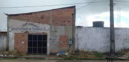 Vendo uma casa de esquina no bairro cunia