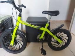 Bike Infantil aro 16.