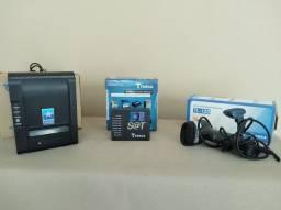 Kit Impressora, leitor e aparelho Sat