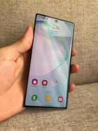 Celular note 10 Samsung 256gb novo