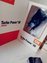 Carregador Xiaomi turbo tipo C
