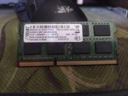 Memória RAM DDR3 4gb