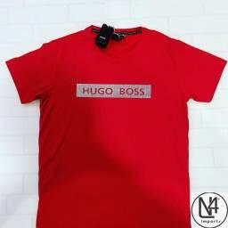 Camisas malha premium, espessura 40.1