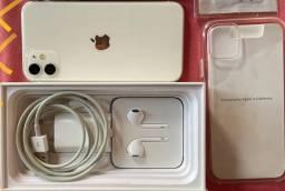 iPhone + NF na caixa.
