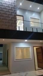 M - Linda casa 3 Quartos sendo 2 Suítes, 2 vagas, Nascente, 125m² Vivendas II